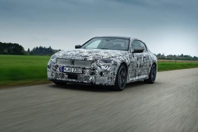 BMW Série 2 Coupé | Les premières photos officielles de la sportive