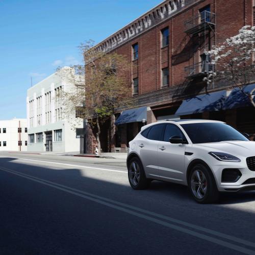 Jaguar E-Pace R-Dynamic Black Edition   Les photos de la série spéciale