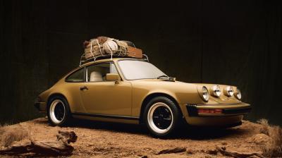 Porsche 911 SC by Aimé Leon Dore | Les photos de la sportive customisée