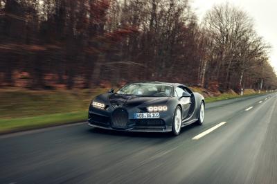 Bugatti Chiron 4-005 | Les photos du prototype