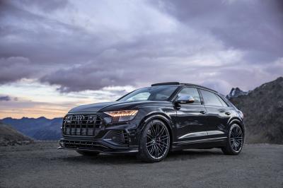 Audi SQ8 TFSI by ABT | Les photos du SUV Coupé préparé
