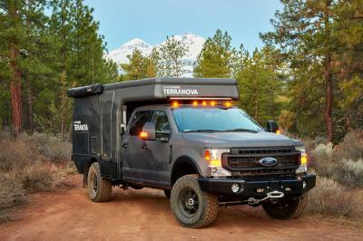 EarthCruiser Terranova   Les photos du camping-car off-road sur Ford, Chevy, et RAM