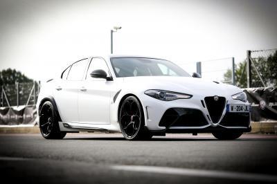 Alfa Romeo Giulia GTA | les photos de notre essai