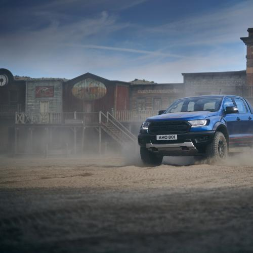 Ford Ranger Raptor Special Edition (2021)   Les photos du pick-up exclusif