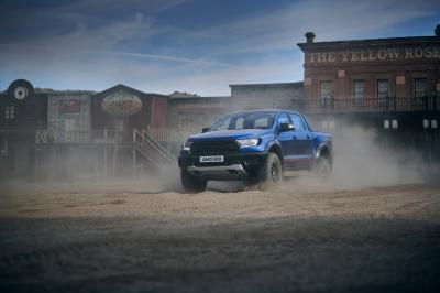 Ford Ranger Raptor Special Edition (2021) | Les photos du pick-up exclusif