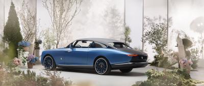 Rolls-Royce Boat Tail | Les photos du cabriolet à 28M$