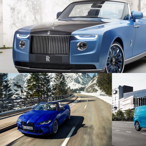 Nouveautés de la semaine 21 (2021)   Rolls-Royce, BMW, Alpine, Peugeot...