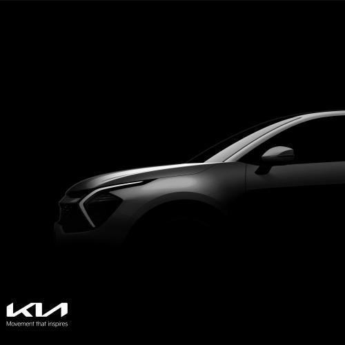 Kia Sportage de cinquième génération | Les premières images officielles
