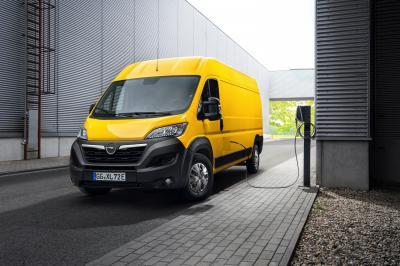 Opel Movano-e (2021) | Les photos du grand utilitaire 100% électrique