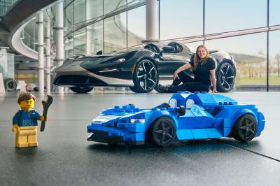 McLaren Elva | Les photos de la version en Lego