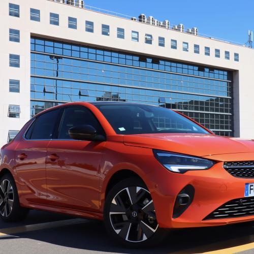 L'électrique au quotidien | Opel Corsa-e