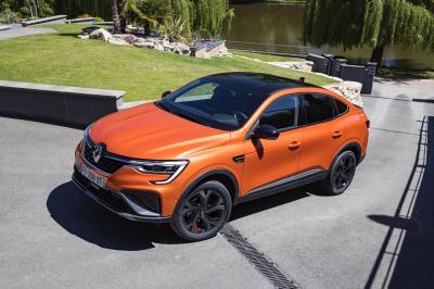Renault Arkana E-Tech | les photos officielles du SUV coupé hybride