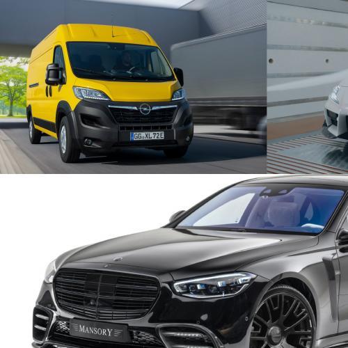 Nouveautés de la semaine 22 (2021)   Bugatti, Citroën, BMW