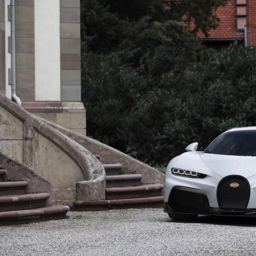 Bugatti Chiron Super Sport   Les photos du nouveau missile de Molsheim