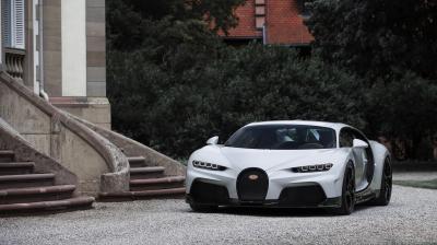 Bugatti Chiron Super Sport | Les photos du nouveau missile de Molsheim