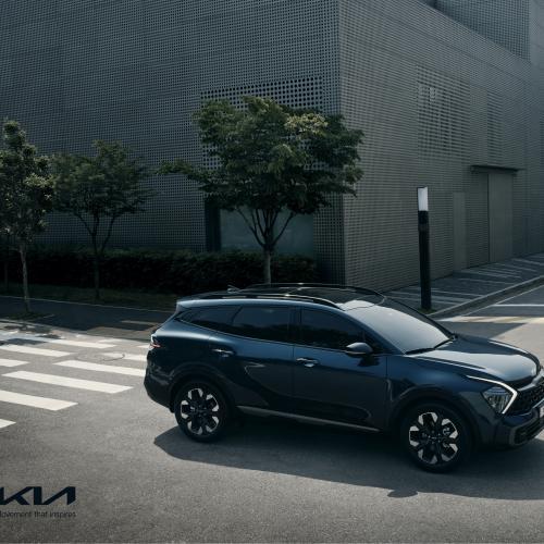 Kia Sportage (2021) | Les photos du nouveau SUV coréen
