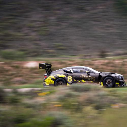 Bentley Continental GT3 Pikes Peak 2021 | Les photos du monstre