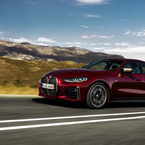 BMW Série 4 Gran Coupé (2021) | Les photos de la nouvelle berline-coupé