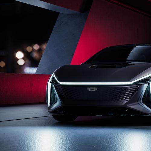 Geely Vision Starburst   Les photos du concept-car chinois