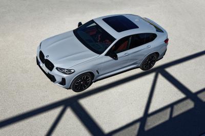 BMW X4 restylé (2021) | Les photos du SUV coupé bavarois