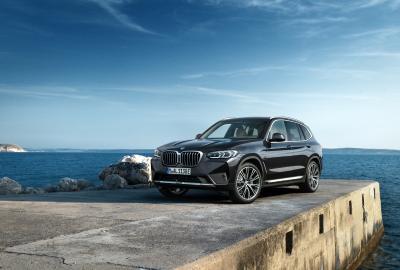 BMW X3 (2021) | Les photos du SUV restylé