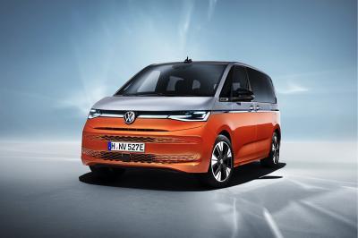 Nouveau Volkswagen Multivan (2021) | Les premières photos