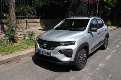 L'électrique au quotidien   Dacia Spring