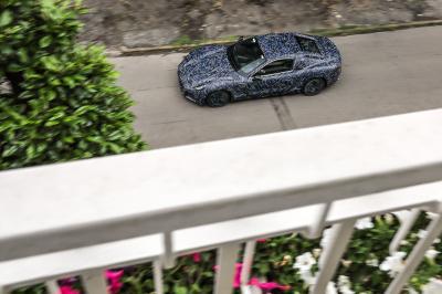 Maserati GranTurismo (2022)   Les photos du nouveau coupé 100% électrique