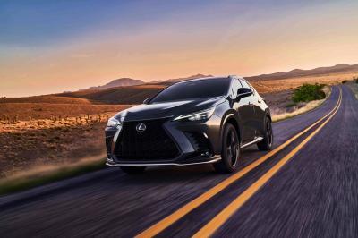 Lexus NX (2021)   Les photos de la deuxième génération du SUV