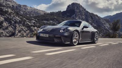 Porsche 911 GT3 Pack Touring (2021) | Les photos de la sportive sans aileron