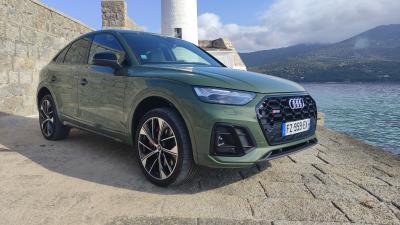 Audi SQ5 Sportback (2021) | nos photos de l'essai