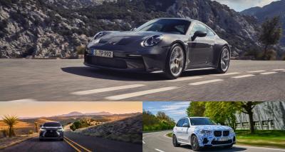 Nouveautés de la semaine 24 (2021)   BMW, Porsche, Hopium