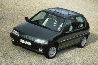 La Peugeot 106 a 30 ans | Les photos de la citadine française