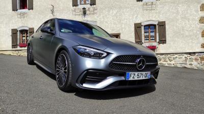 Mercedes Classe C (2021) | les photos de notre essai