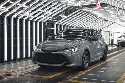 Toyota Corolla JBL Edition (2021) | Les photos de la série limitée