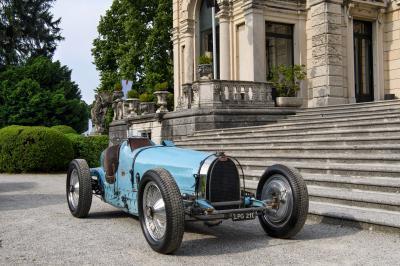 Bugatti Type 59 | Les photos de la voiture de course