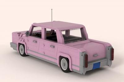Lego Ideas | la voiture d'Homer Simpson