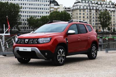 Dacia Duster (2021) | nos photos du SUV restylé
