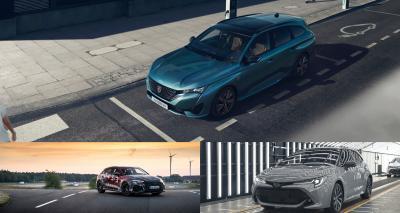 Les nouveautés de la semaine 25 (2021)   1ère partie : Peugeot 308 SW, MG Marvel R, Honda Civic...