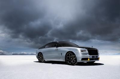 Rolls-Royce Landspeed Collection | Les photos des Wraith et Dawn en série limitée