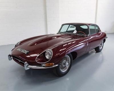 Jaguar Type E by Electrogenic | Les photos de l'icône électrifiée