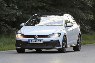 Volkswagen Polo GTI (2021) | Les spyshots de la sportive allemande