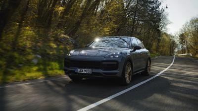 Porsche Cayenne Turbo GT (2021)   Les photos du SUV Coupé