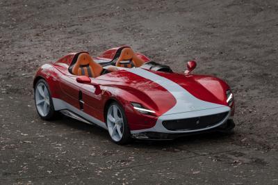 Ferrari au Goodwood Festival of Speed 2021   les modèles exposés