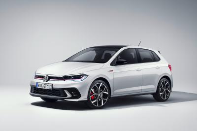 Volkswagen Polo GTI restylée (2021) | Les photos de la bombinette allemande