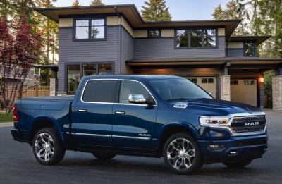 RAM 1500 Limited 10th Anniversary Edition (2022)   Les photos du pick-up