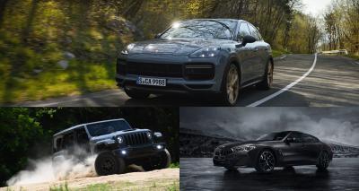 Les nouveautés de la semaine 26 (2021)   1ère partie - BMW, Aston Martin, Porsche