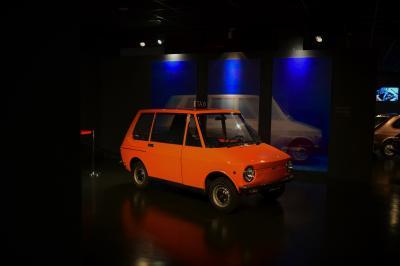 Fiat City Taxi (1968) | Les photos du concept-car au MAUTO