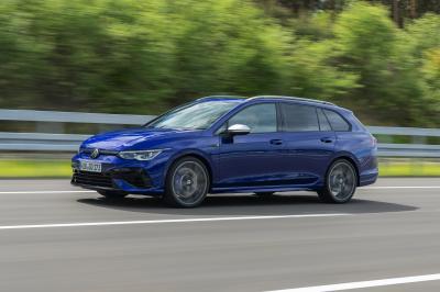 Volkswagen Golf R SW (2021) | Les photos du break compact sportif