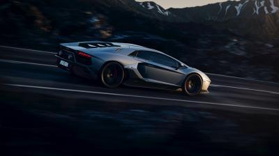 Lamborghini Aventador LP 780-4 Ultimae   Les photos de la série limitée